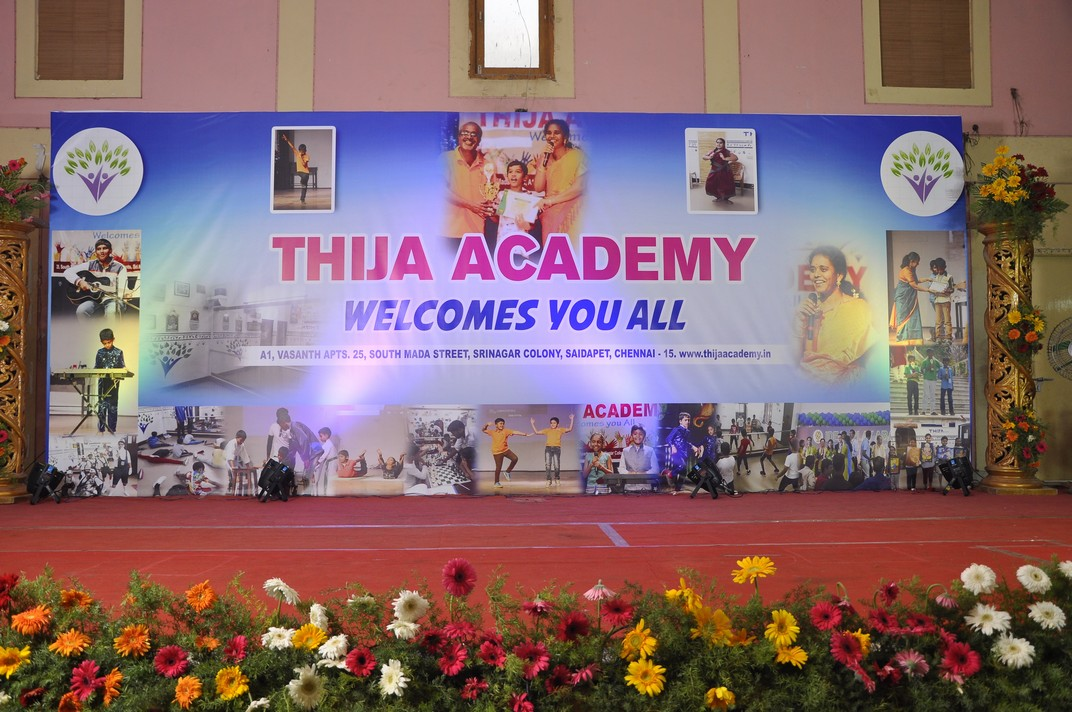 Thija Academy - Center for After School Activity Classes for Kids